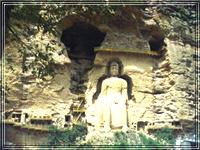 炳霊寺石窟