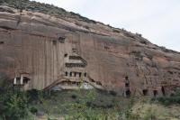馬蹄寺石窟